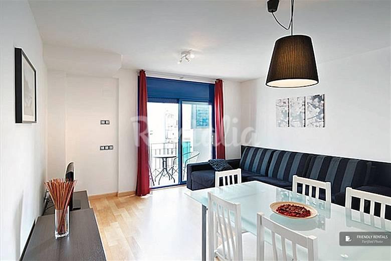 El apartamento emendis atico 2 en sitges sitges - Atico en sitges ...
