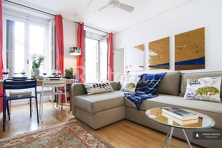 El apartamento plaza mayor iii en madrid madrid madrid for Licencia apartamento turistico madrid