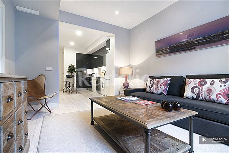 El apartamento olavide i en madrid madrid madrid for Licencia apartamento turistico madrid