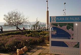 Casa per 6-7 persone a 40 m dal mare Maiorca