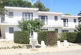 5 Apartamentos a 100 m del mar Menorca