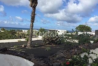 Huis met 2 slaapkamers op 300 meter van het strand Lanzarote