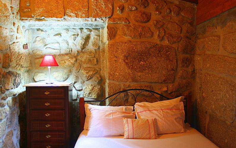 Casa Quarto Braga Amares Casa rural - Quarto