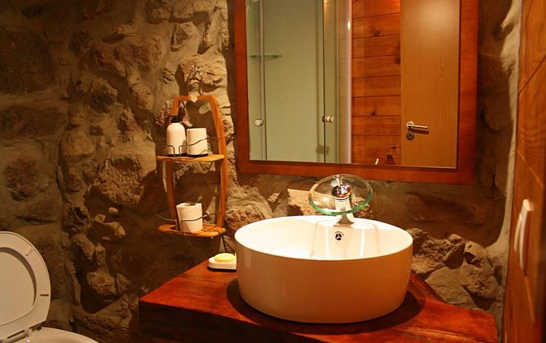 Casa Casa-de-banho Braga Amares Casa rural - Casa-de-banho