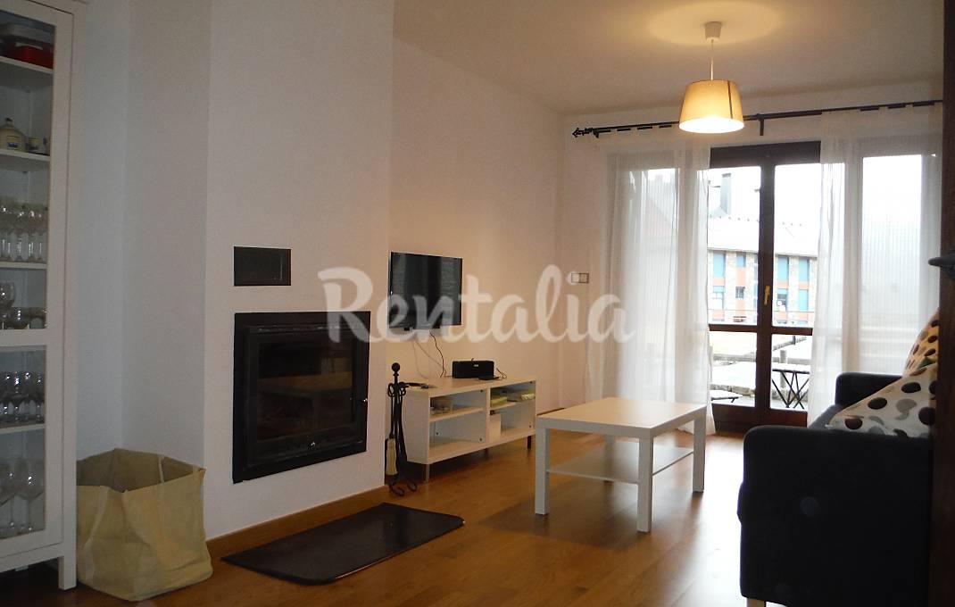 Apartamento para 4-7 personas Panticosa Huesca