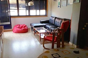 Apartment Living-room Pontevedra Sanxenxo-Sangenjo Apartment