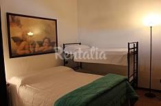 Apartamento para 2-5 personas en 1a línea de playa Pisa