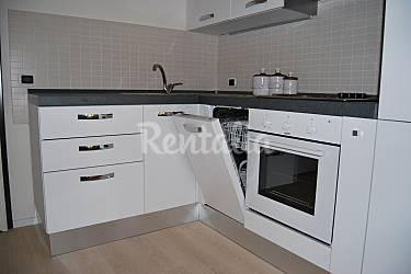 2 Kitchen Trentino Stenico Apartment