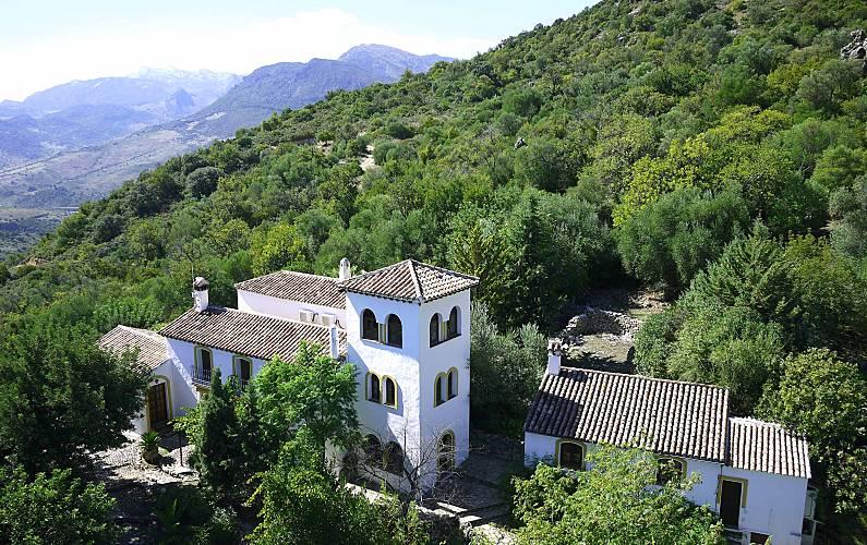 Casas Rurales Los Algarrobales Cádiz - Exterior del aloj.