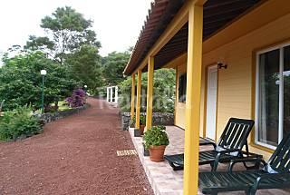 Casa com 2 quartos a 2 km da praia Ilha de São Miguel