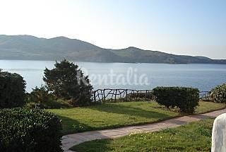 Apartamento en 1a linea de playa! Menorca