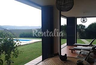 Vivenda, piscina, jardim a 9 km da Ericeira e Surf Lisboa