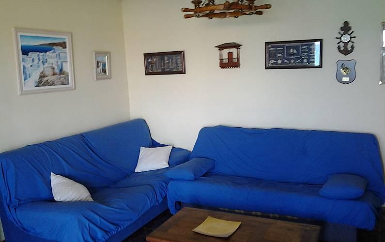 Salón Castellón Vinaròs Apartamento - Salón