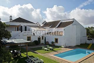 2 Houses 8.5 km from the beach Algarve-Faro