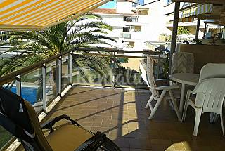 Apartment for 4-6 people only 50 meters from the beach Tarragona