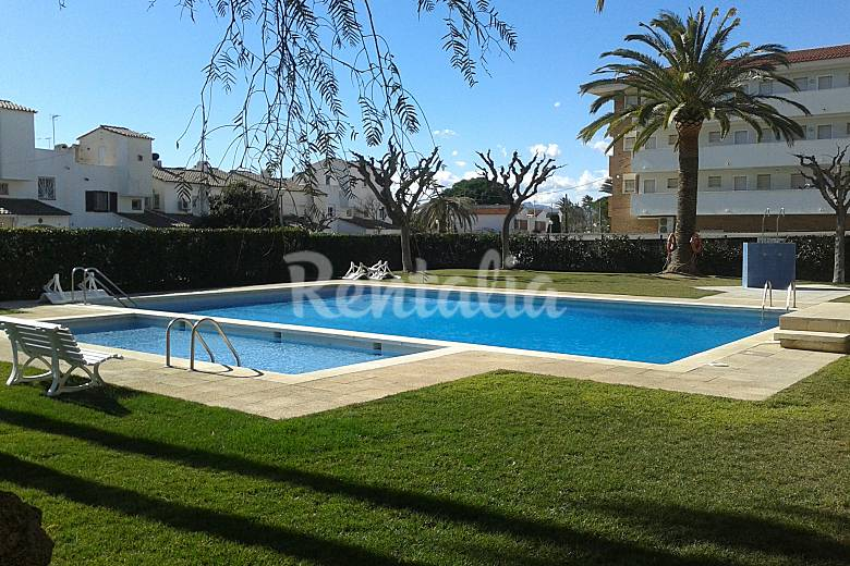 Apartamento Piscina Tarragona Cambrils Apartamento
