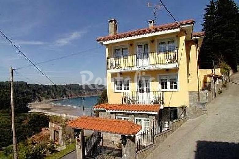 Alquiler vacaciones apartamentos y casas rurales en cudillero asturias - Casas vacaciones asturias ...
