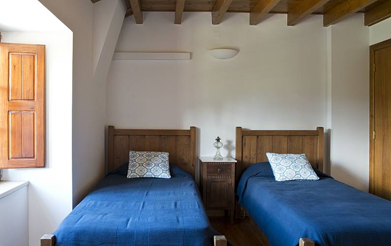 House Bedroom Algarve-Faro Portimão Cottage - Bedroom