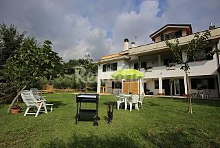 Villa de 2 habitaciones a 4 km de la playa Teramo