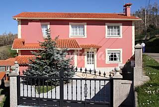 Casa para 6-8 personas a 500 m de la playa A Coruña/La Coruña