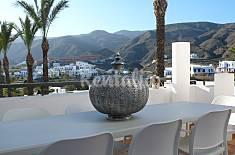 Casa para 7-9 personas a 150 m de la playa Almería