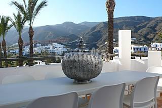 Huis voor 7-9 personen op 150 meter van het strand Almería
