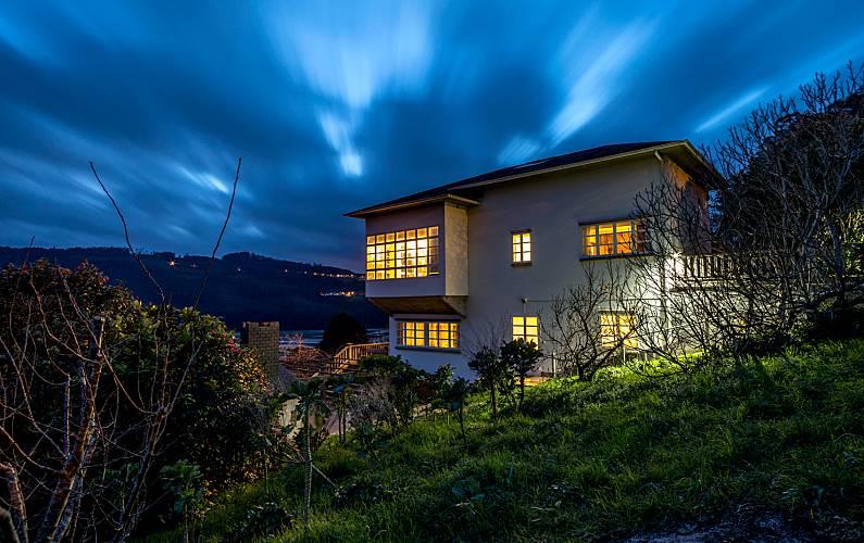 2 Outdoors A Coruña Cedeira Apartment - Outdoors