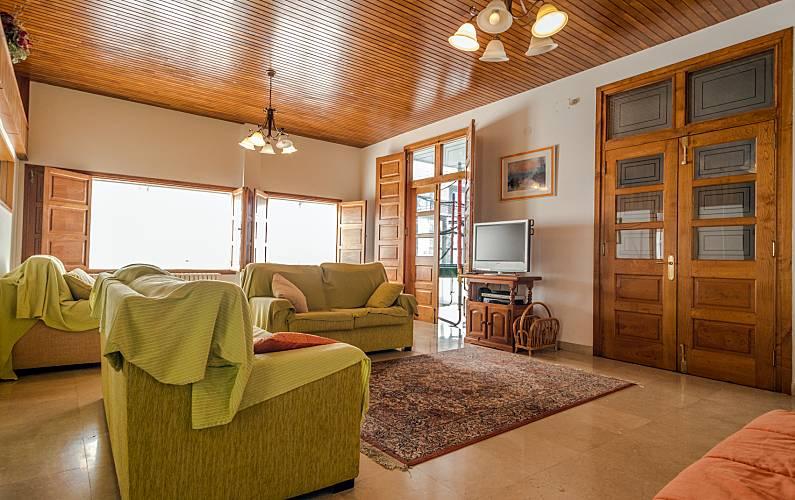 2 Living-room A Coruña Cedeira Apartment - Living-room