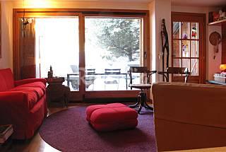 Wonderful apartment with garden in La Salle Aosta