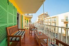 Appartement de 3 chambres à 150 m de la plage Majorque