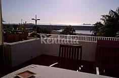Apartamento en 1a línea de playa Almería