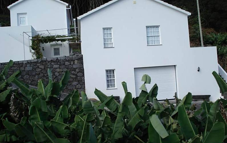 2 Exterior del aloj. Pico Lajes do Pico Casas - Exterior del aloj.