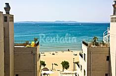 Castell - Àtico para 6 personas frente al mar Girona/Gerona