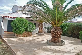Casa Cap d'Artrutx  con 3hab  Menorca