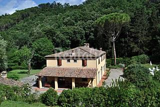 Haus zur Vermietung mit Pool Pisa