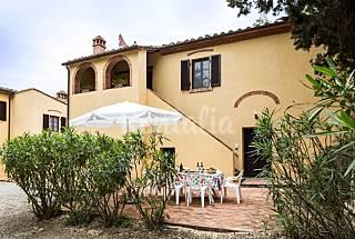 Haus zur Vermietung in Terricciola Pisa