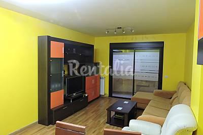 Apartamento para 4 personas en Avila Ávila