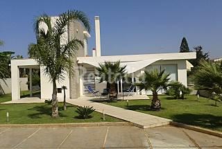 New built villa Ragusa