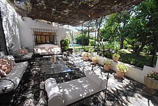 Villa with 6 bedrooms only 500 meters from the beach Málaga