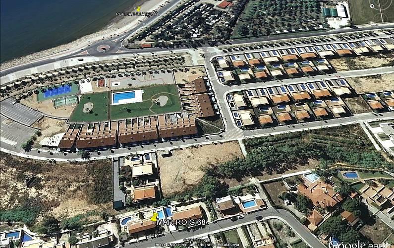 Villa Tarragona L' Ampolla villa - Otros