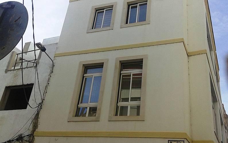 Apartamento Exterior da casa Algarve-Faro Olhão Apartamento - Exterior da casa