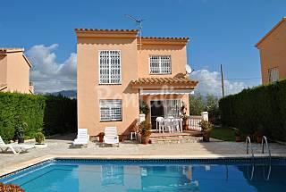 Casa para 7 personas a 2 km de la playa Tarragona