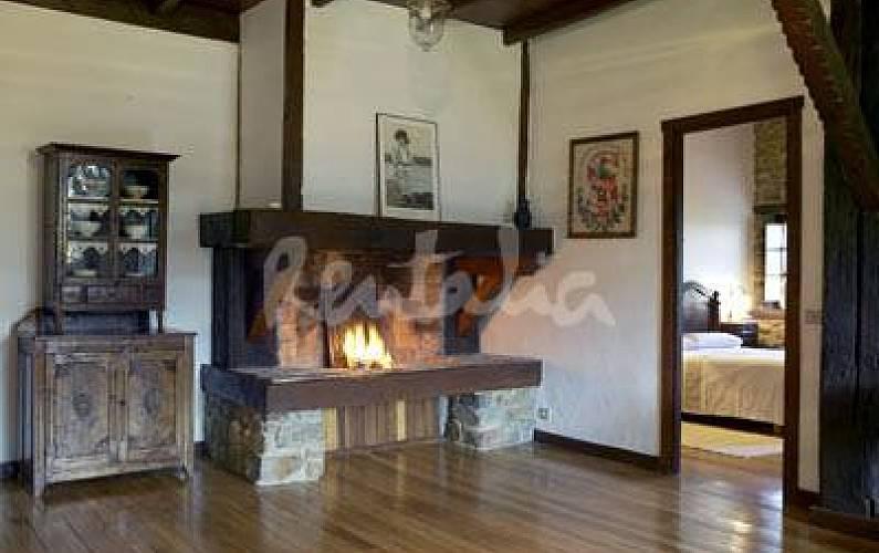 5 Interior del aloj. Vizcaya/Bizkaia Ea Casa en entorno rural - Interior del aloj.
