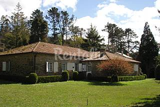 House with 7 bedrooms in mountain environment A Coruña