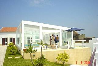 House for 4-8 people 5 km from the beach Lisbon