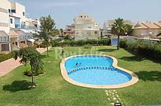 Playa Oliva alquiler duplex en residencial B4 Valencia