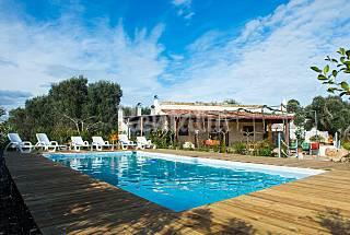 Villa per 6-8 persone a 12 km dalla spiaggia Brindisi