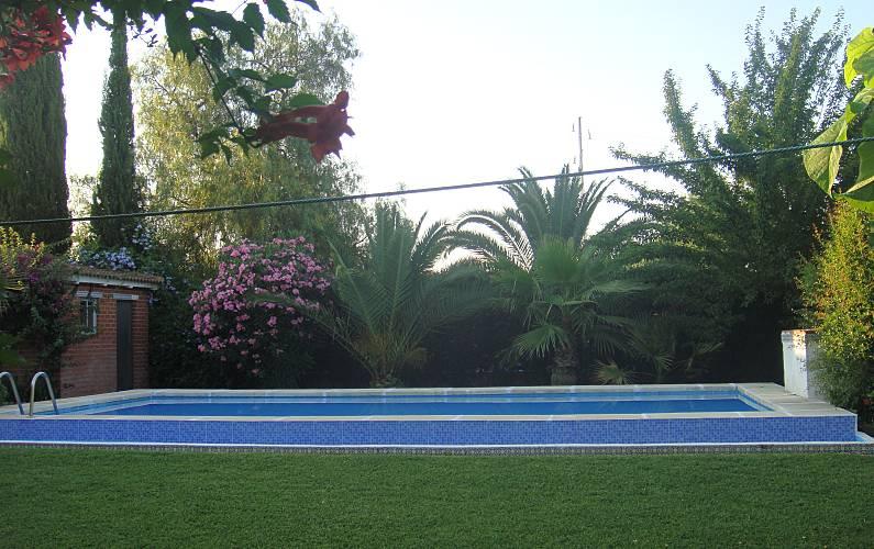 Villa with 4 bedrooms in herradera la la herradera - Swimming pool seville ...
