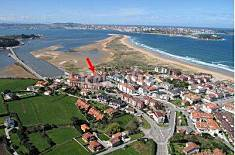 Appartement de 2 chambres à 150 m de la plage Cantabrie