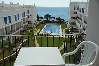 Apartment with 1 bedroom on the sea front line - Santa Eulalia Ibiza